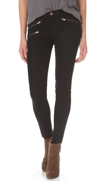 Rag & Bone/JEAN RBW 9 Zipper Jeans