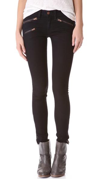 Rag & Bone/JEAN RBW 9 Zipper Jeans