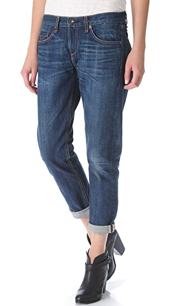 Rag & Bone/JEAN The Selvedge Boyfriend Jeans