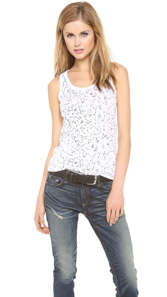 Rag & Bone/JEAN Constellation Tank