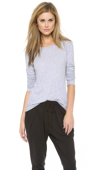 Rag & Bone/JEAN Classic Long Sleeve Tee