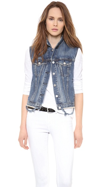 Rag & Bone/JEAN The Burney Vest
