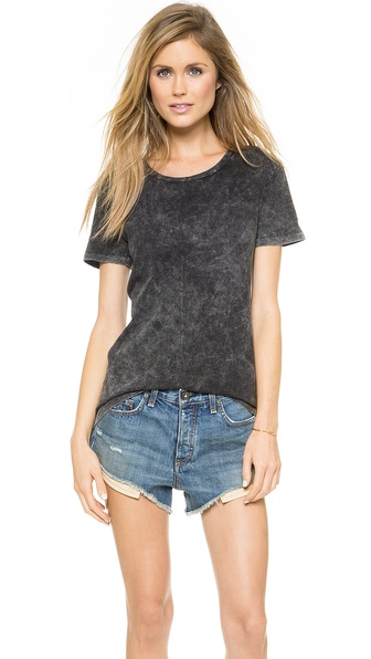 Rag & Bone/JEAN Washed Boyfriend Tee