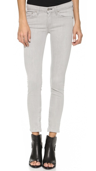 Rag & Bone/JEAN The Skinny Ankle Zip Jeans