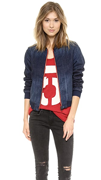 Rag & Bone/Jean The Bomber Jacket - Charing
