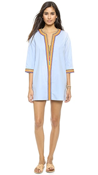 Resort Resort The Moss Tunic (Blue)