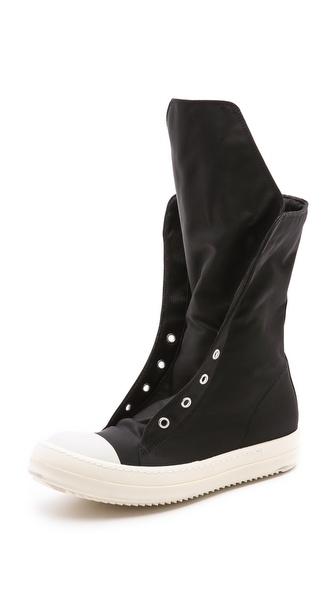 Rick Owens DRKSHDW Ramones Boots