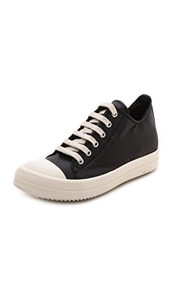 Rick Owens DRKSHDW Low Top Ramones Sneakers