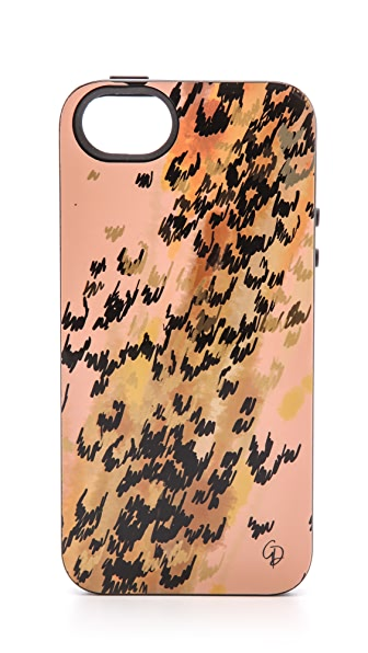 Rifle Paper Co Garance Dore Collection Leopard iPhone 5 / 5S Case