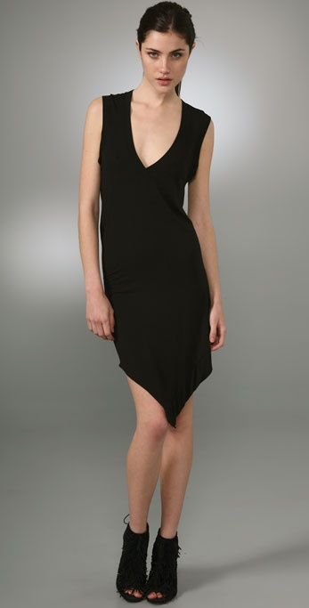 Riller & Fount Pixie Asymmetrical Mini Dress