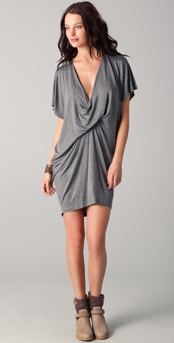 Riller & Fount Nova Cocoon Mini Dress
