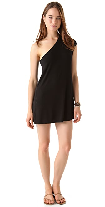Riller & Fount Ajax One Shoulder Mini Dress