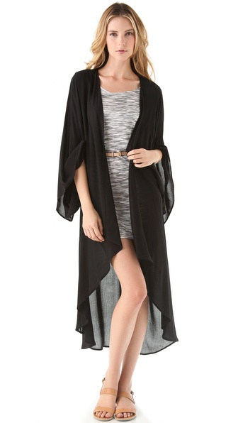 Riller & Fount Palisades Kimono Cardigan