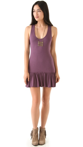 Riller & Fount Queens Mini Dress