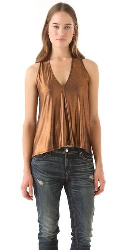 Kupi Riller & Fount Candi Loose Tank i Riller & Fount haljine online u Apparel, Womens, Tops, Tee,  prodavnici online