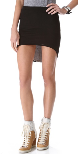 Riller & Fount Riri Reversible Hi Lo Skirt
