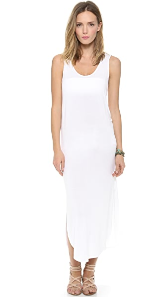 Riller & Fount Keith Side Slit Maxi Dress