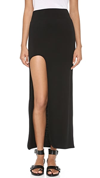 Riller & Fount Rain High Waisted Skirt