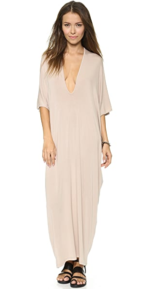 Riller & Fount Sebastian Caftan Maxi Dress