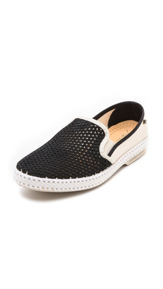 Rivieras Tour du Monde Slip On Sneakers