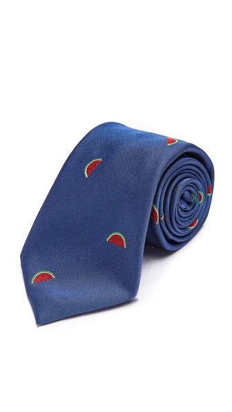 Richard James Watermelons Tie