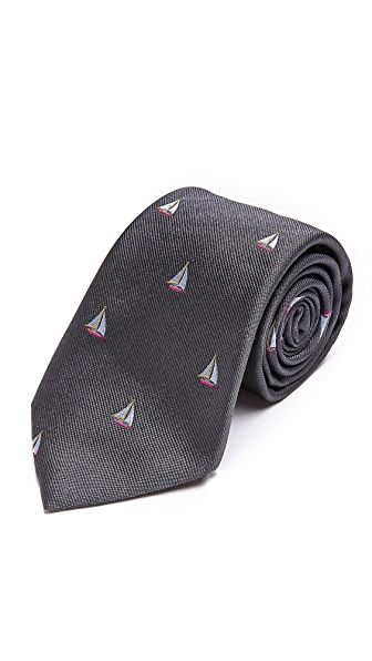 Richard James Sailing Boats Tie