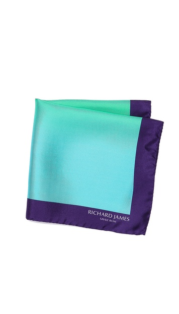 Richard James Faze Pocket Square