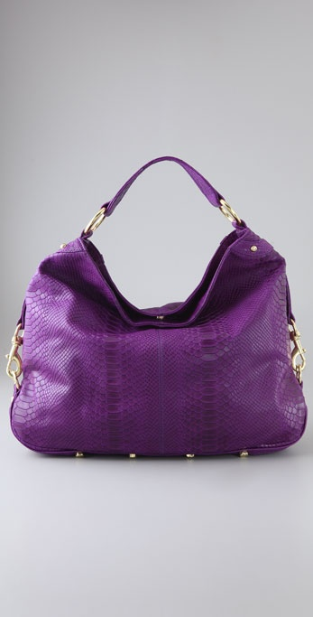 Rebecca Minkoff Alligator Impression Nikki Hobo