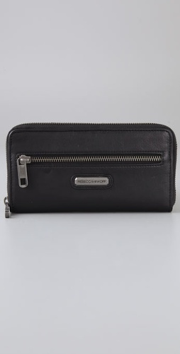 Rebecca Minkoff Large Zip Wallet