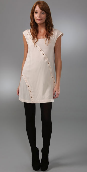 Rebecca Minkoff Beau Asymmetrical Dress