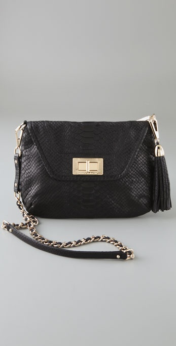 Rebecca Minkoff Alligator Covet Rocker Bag