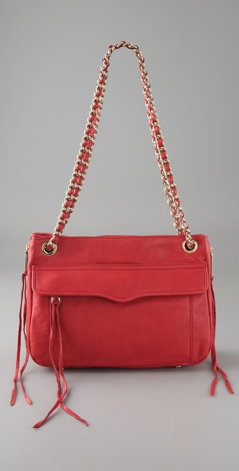 Rebecca Minkoff Swing Bag with Double Chain