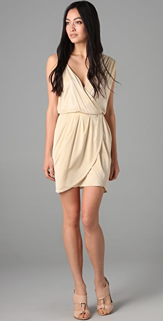 Rebecca Minkoff Delphia Draped Dress