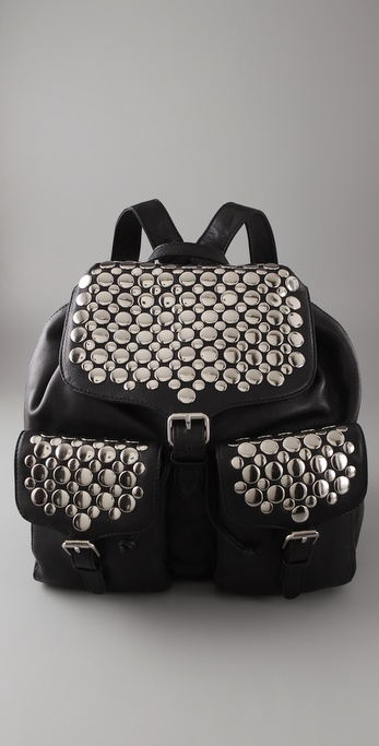 Rebecca Minkoff Studded Backpack