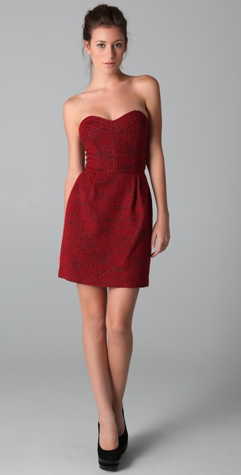 Rebecca Minkoff Lara Bustier Dress