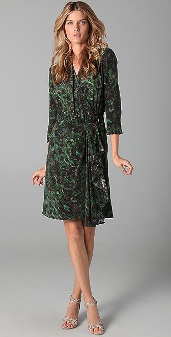 Rebecca Minkoff Isabelli Liberty Print Wrap Dress