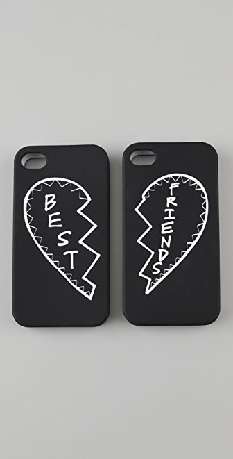 Rebecca Minkoff Set of 2 Best Friend iPhone Cases