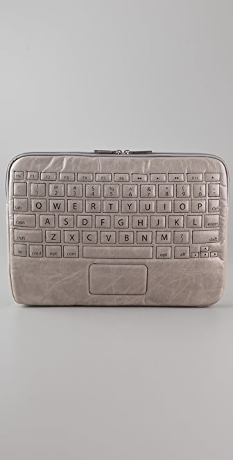 Rebecca Minkoff Stitched Virginia Laptop Sleeve