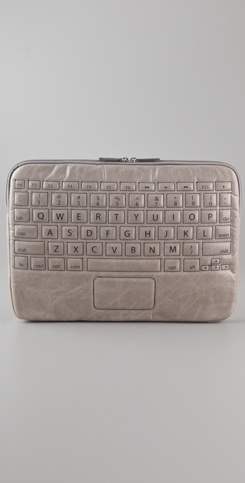 Rebecca Minkoff Stitched Virginia Laptop Sleeve