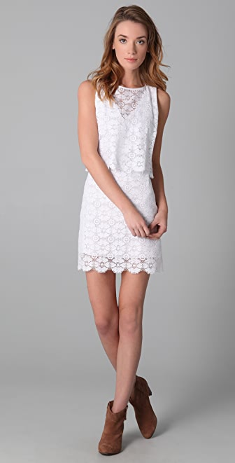 Rebecca Minkoff Jemme Lace Dress
