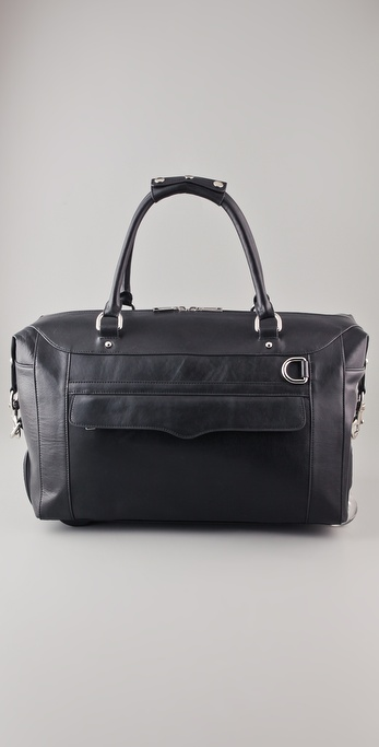 Rebecca Minkoff Wheelie Travel Bag