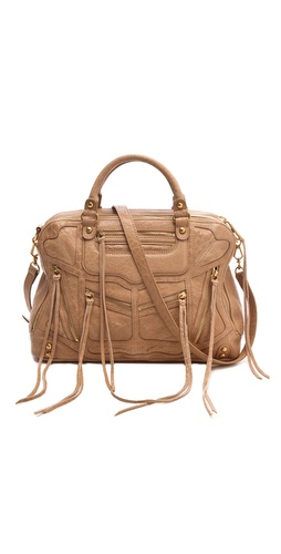 Rebecca Minkoff Love Spell Tri Zip Satchel