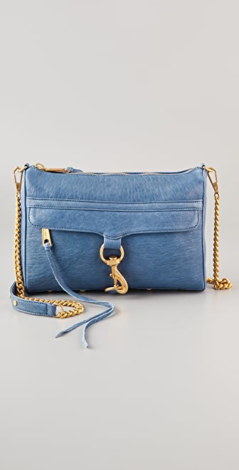Rebecca Minkoff Bubble Leather MAC Bag
