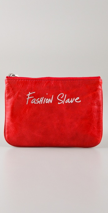 Rebecca Minkoff Fashion Slave Cory Coin Wallet