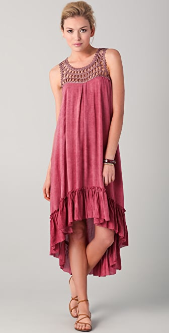 Rebecca Minkoff Karla Midi Dress
