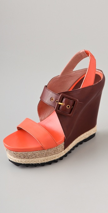 Rebecca Minkoff Marie Platform Wedge Sandals