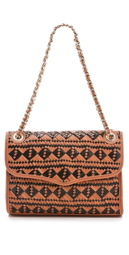 Rebecca Minkoff Woven Affair Bag