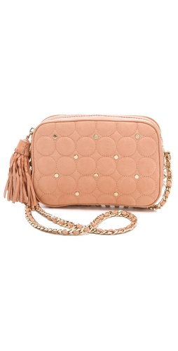 Rebecca Minkoff Polka Dot Quilted Flirty Bag