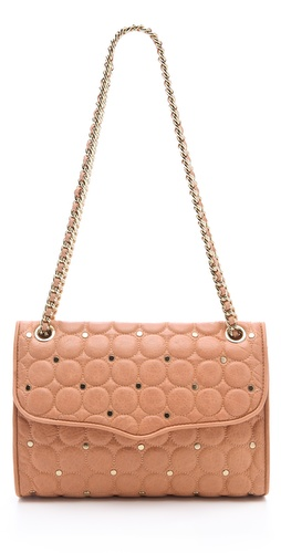 Rebecca Minkoff Polka Dot Quilted Affair Bag