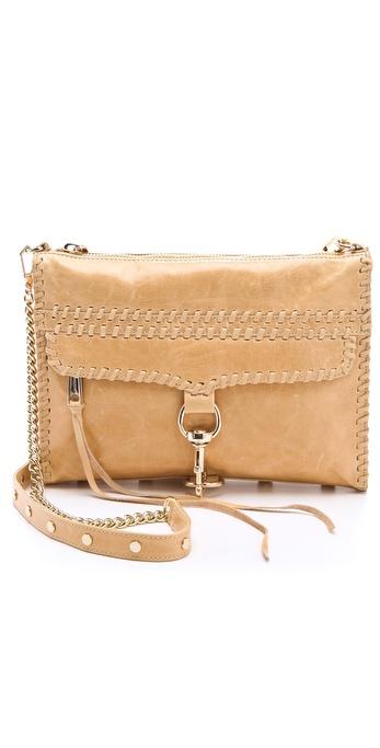 Rebecca Minkoff Whipstitch MAC Bag